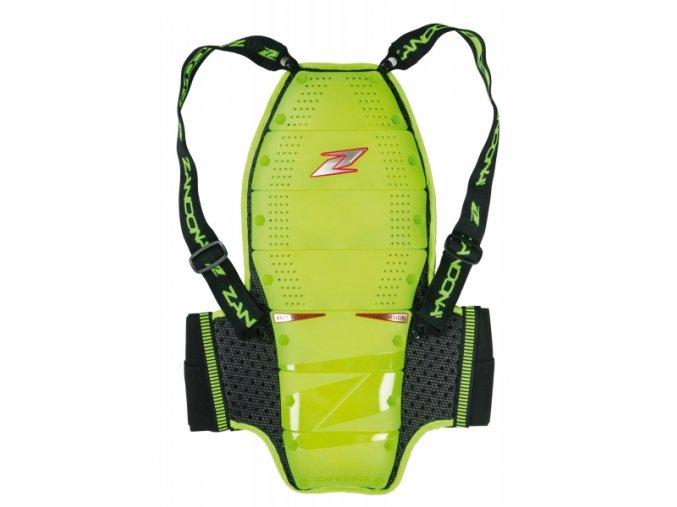 Chránič páteře ZANDONA SPINE EVC X8 fluorescent 1508/HVF