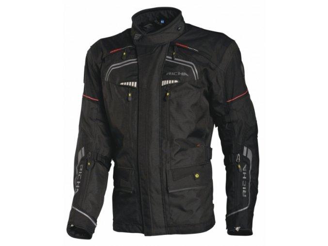 Moto bunda RICHA INFINITY černá