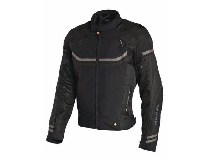Dámská moto bunda RICHA AIRSTREAM černá