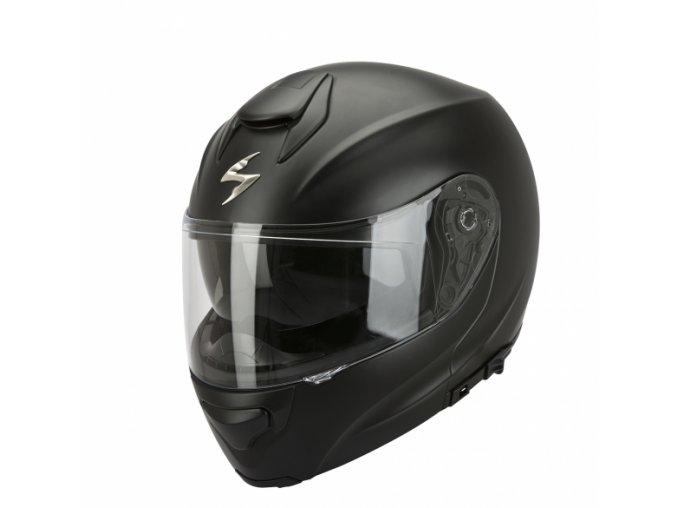 Moto přilba SCORPION EXO-3000 AIR černá matná