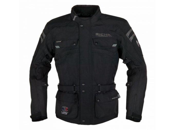 Moto bunda RICHA SPIRIT C-CHANGE černá XL