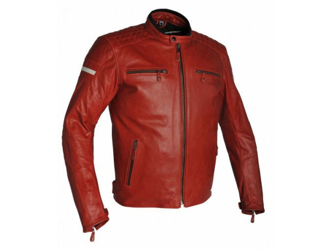 Moto bunda RICHA DAYTONA červená
