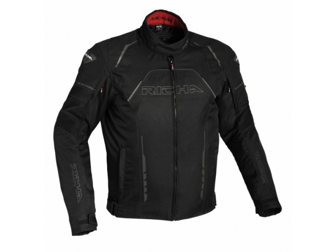 Moto bunda RICHA FALCON černá