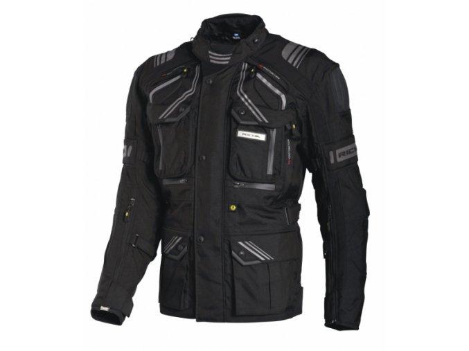 Moto bunda RICHA TOUAREG černá