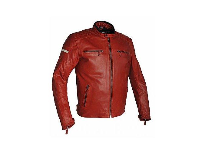 Dámská moto bunda RICHA DAYTONA červená