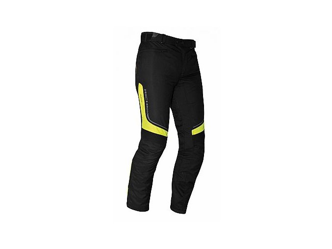 Dámské moto kalhoty RICHA COLORADO žluté fluo
