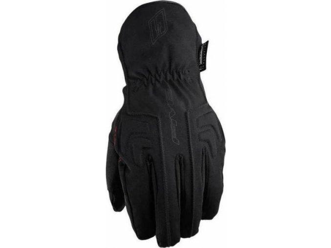 Moto rukavice FIVE WFX3 WP černé