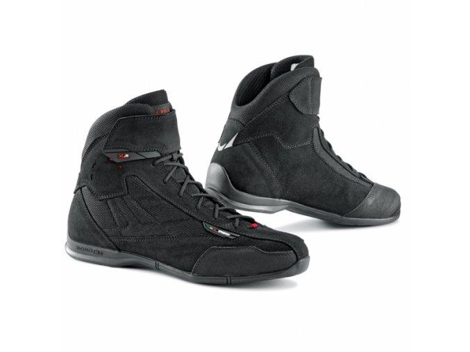 Moto boty TCX X-SQUARE PLUS černé