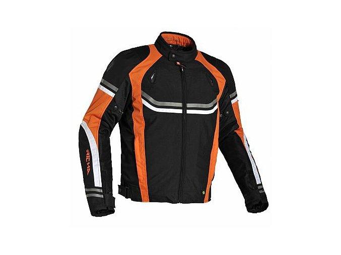 Moto bunda RICHA AIRSTREAM oranžová