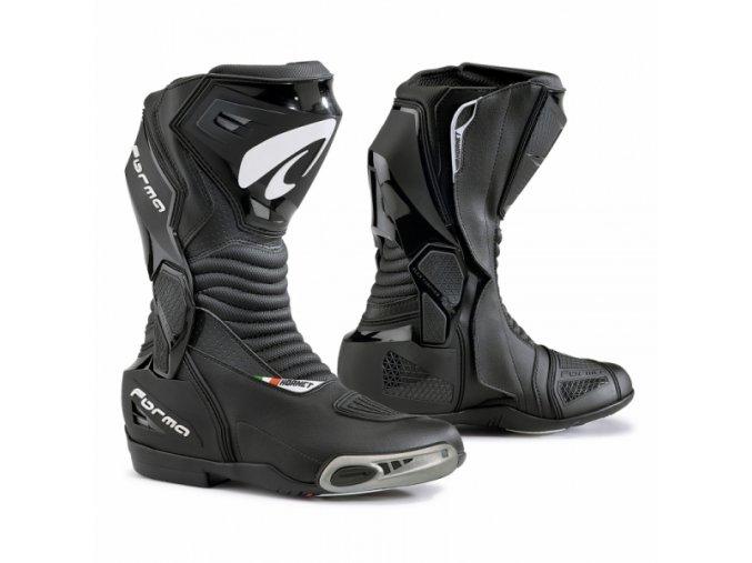 Moto boty FORMA HORNET černé