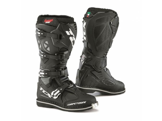 Moto boty TCX COMP EVO černé