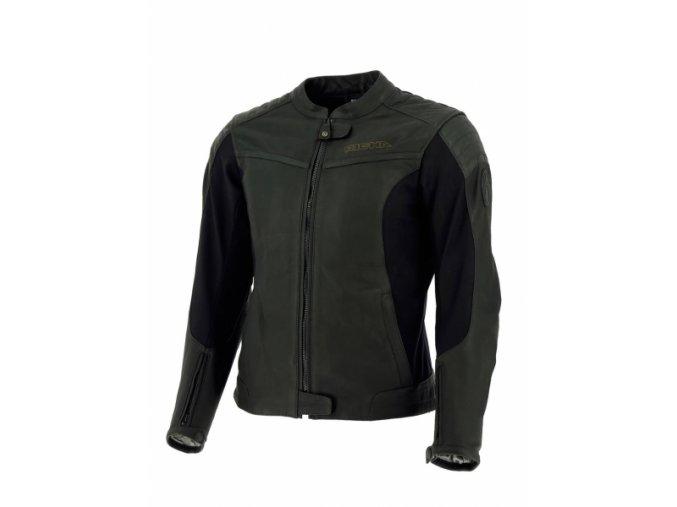 Dámská moto bunda RICHA VANOISE černá kožená