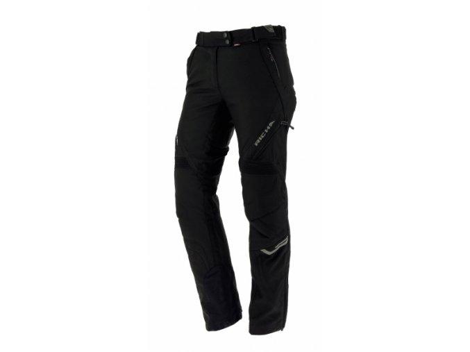 Dámské moto kalhoty RICHA PHOENICIA černé