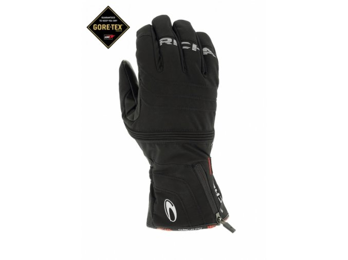 Moto rukavice RICHA FLEX Gore-Tex černé