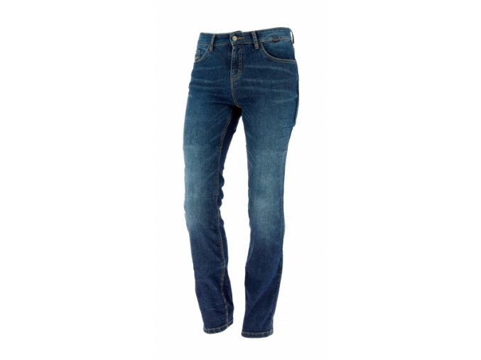 Dámské kevlarové moto kalhoty RICHA NORA modré