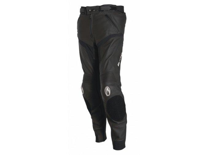 Moto kalhoty RICHA MUGELLO černé nadměrná velikost 62