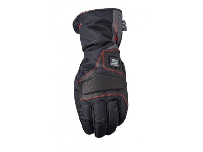 Moto rukavice FIVE HG3 WP černé