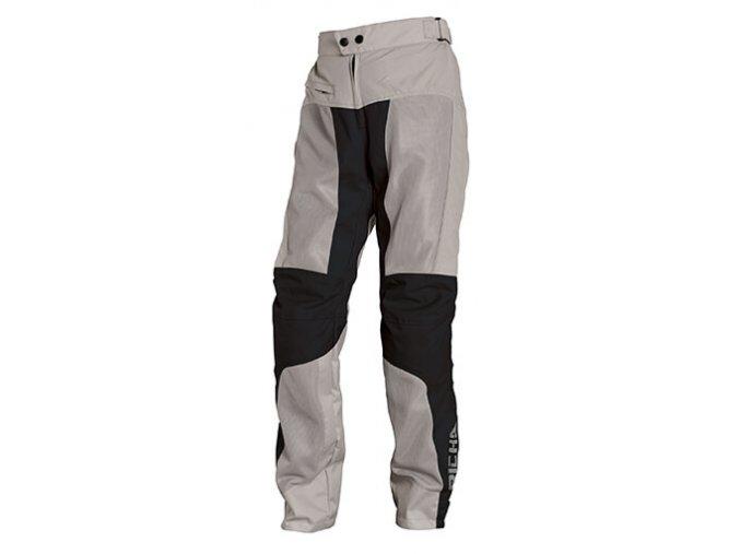 Moto kalhoty RICHA COOL SUMMER černo/šedé