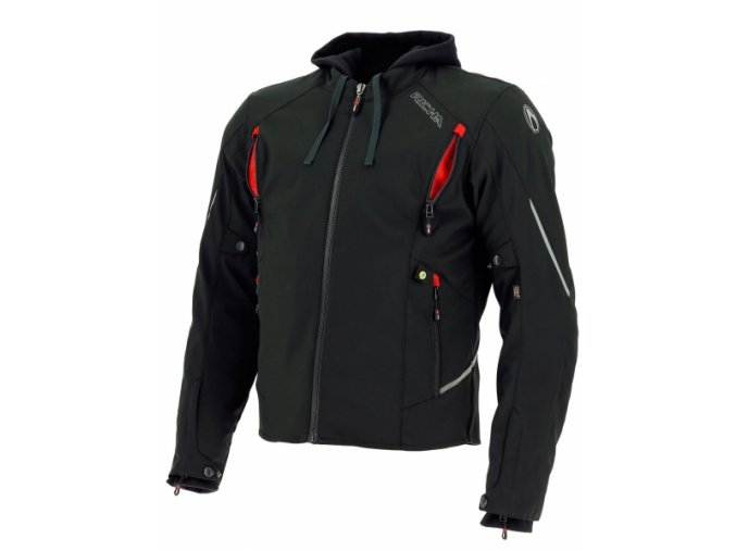 Moto bunda RICHA RANGER WP černá