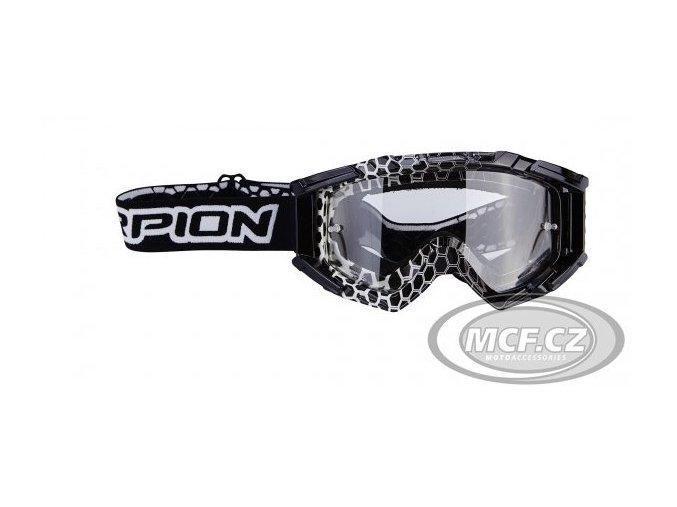Brýle SCORPION E16 bílé UNI