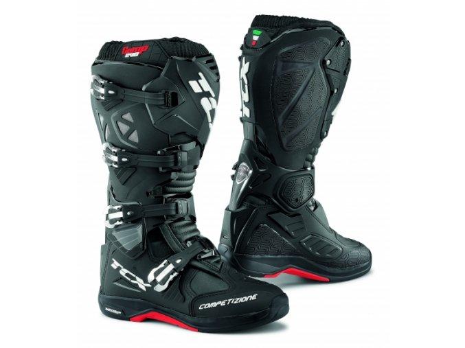 Moto boty TCX COMP EVO 2 MICHELIN® černé