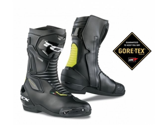 Moto boty TCX SP-MASTER GTX černé