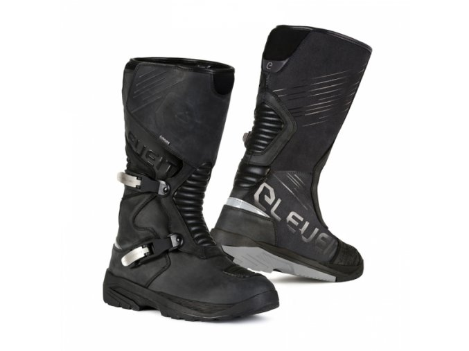 Moto boty ELEVEIT T SPIRIT 2 WP černé