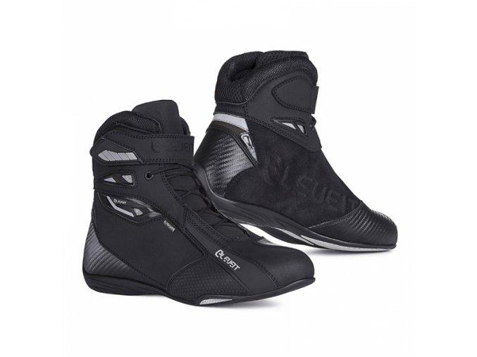 Moto boty ELEVEIT T SPORT WP černé