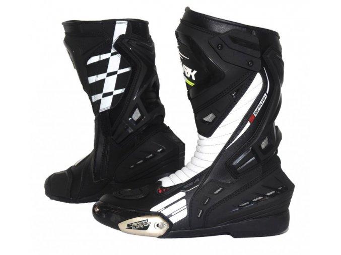 Cestovní moto boty Spark Mugello