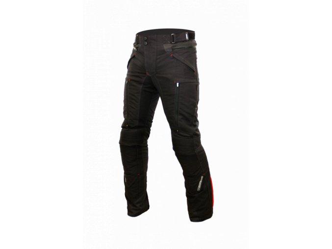 Dámské textilní moto kalhoty Lady Nautic černé