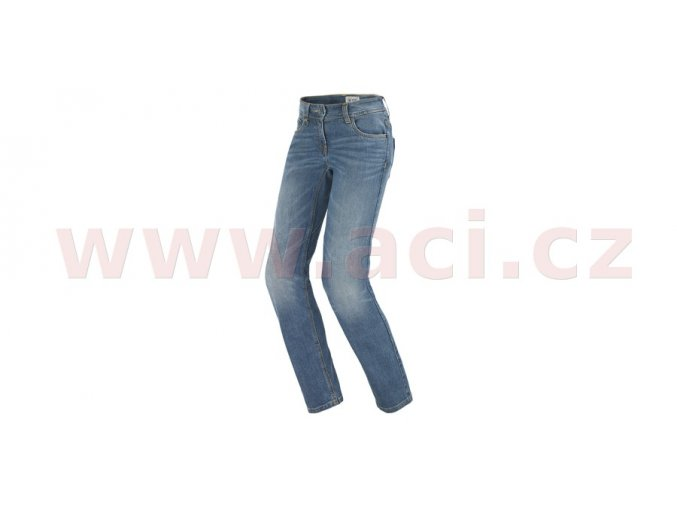 kalhoty, jeansy J-FLEX, SPIDI - Itálie, dámské (modré)