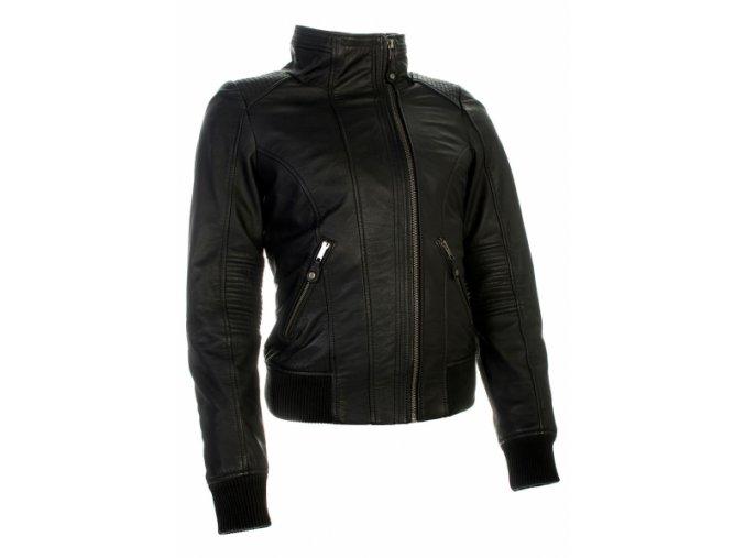 Dámská moto bunda RICHA Earhart černá