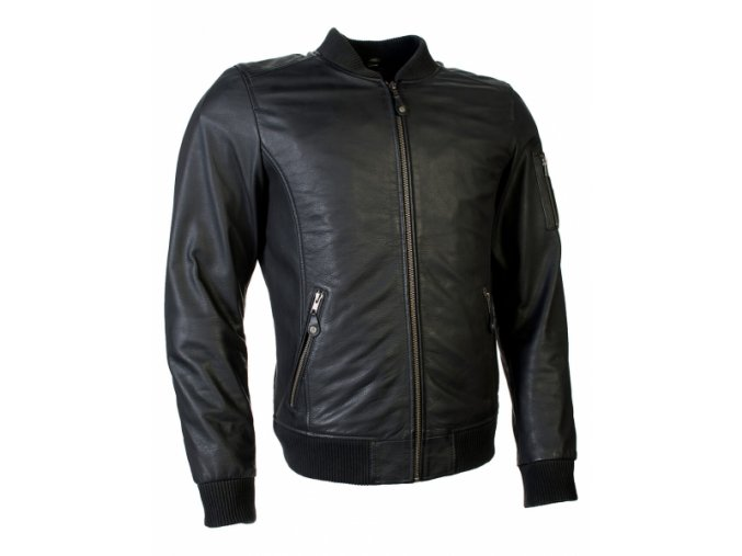 Moto bunda RICHA BRISTOL černá
