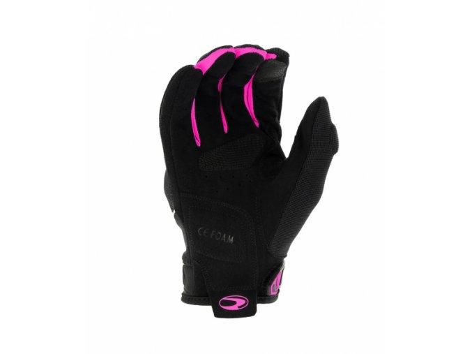 dámské Moto rukavice RICHA STUND LADY GLOVE růžové