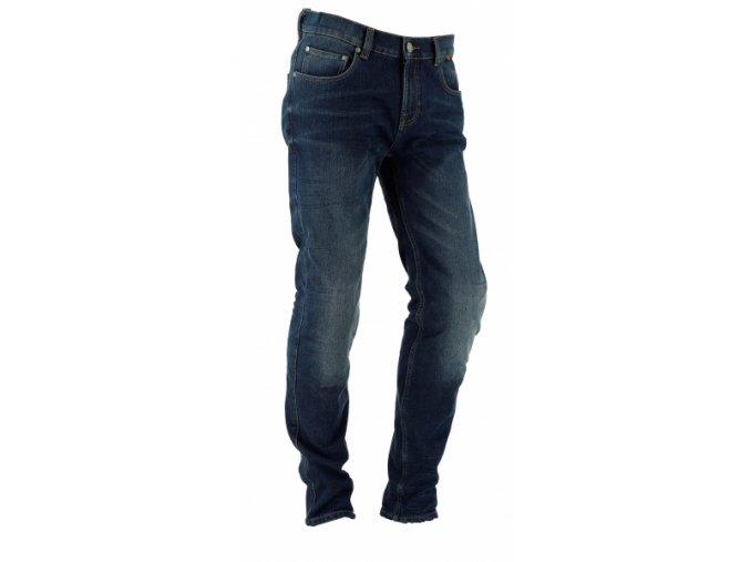 Panské moto kalhoty Bi- Strech jeans krátké