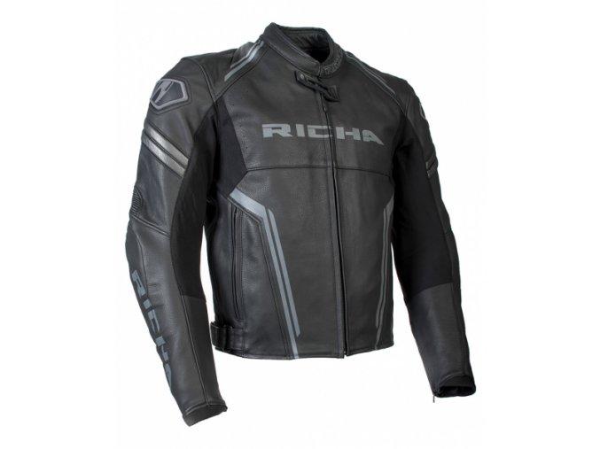 Panská bunda Richa Assen černá