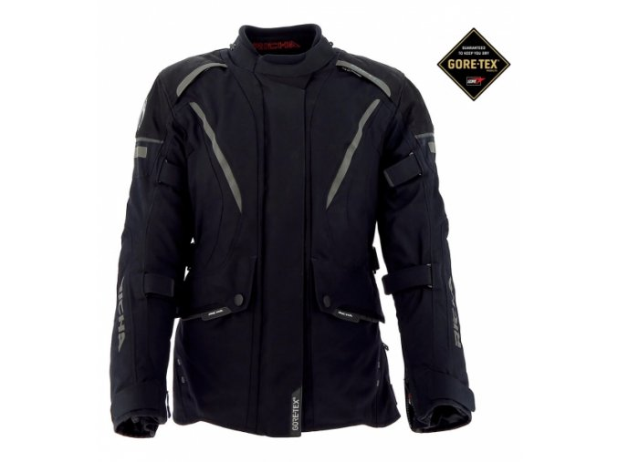 Dámská moto bunda RICHA CYCLONE GORE-TEX černá