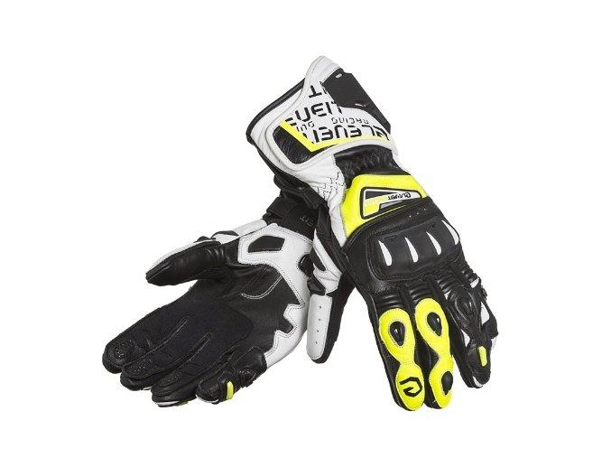 ELEVEIT rukavice RC PRO žluté