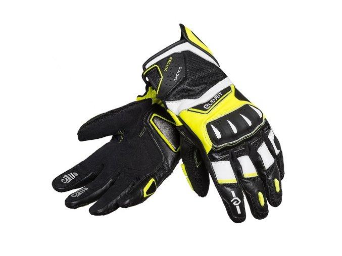 ELEVEIT rukavice RC1 žluté