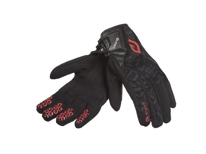 ELEVEIT rukavice RT1 černo/červené