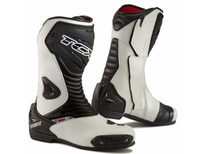 Moto boty TCX S-SPORTOUR EVO bílo/černé