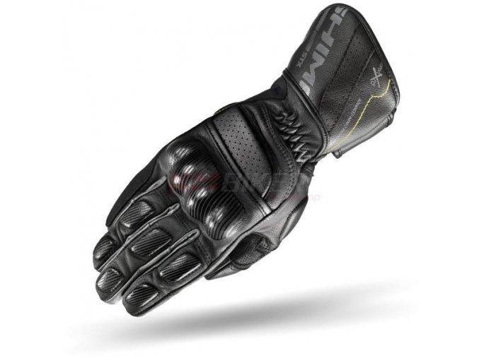Moto rukavice SHIMA STX černé