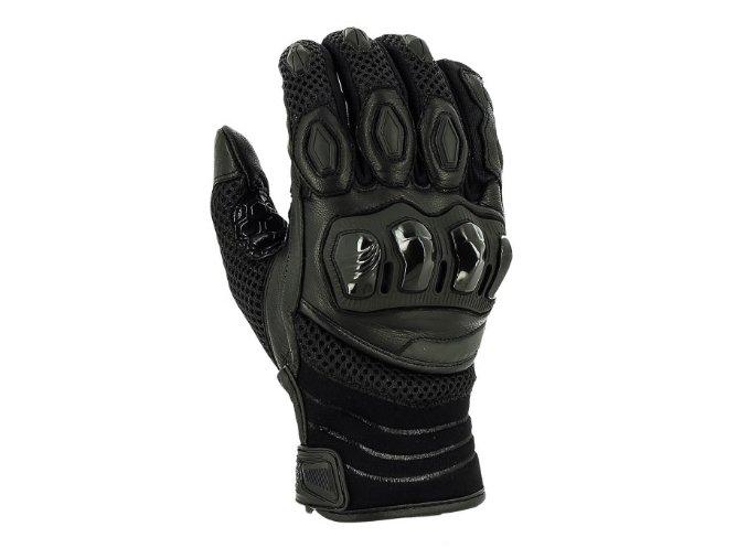 Moto rukavice RICHA TURBO GLOVE černé
