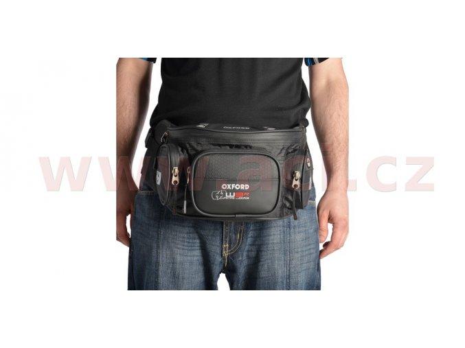 ledvinka XW3R Waist Pack, OXFORD - Anglie (objem 3l)