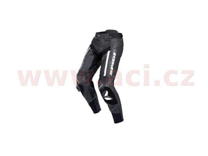 kalhoty RR, SPIDI - Itálie (černé/bílé)