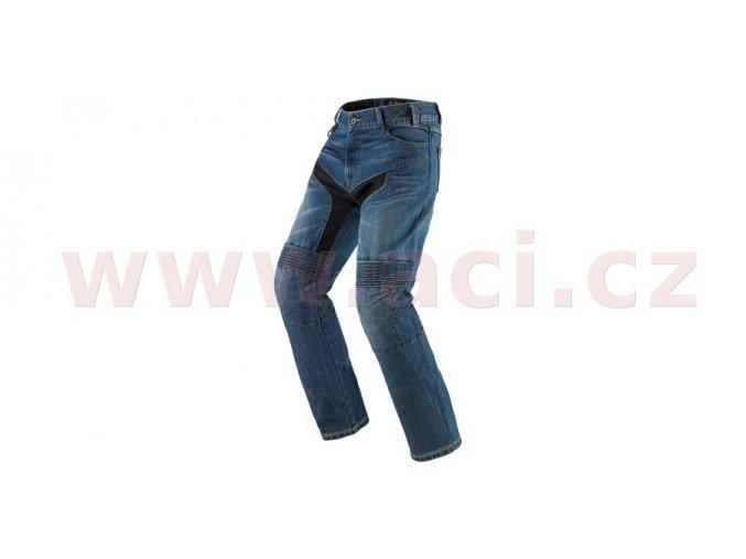 kalhoty, jeansy FURIOUS, SPIDI - Itálie (světle modré)
