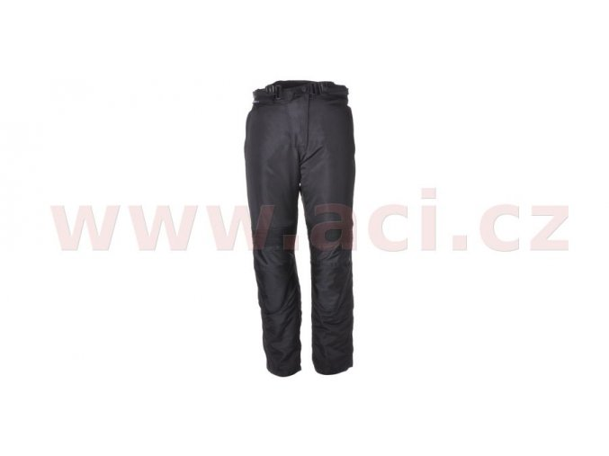 kalhoty Textile, ROLEFF - Německo, dámské (černé)