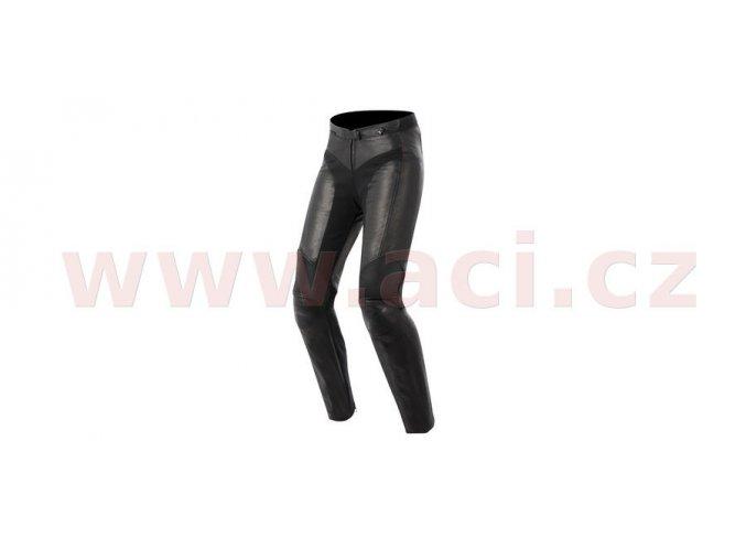 kalhoty VIKA, ALPINESTARS - Itálie, dámské (černé)