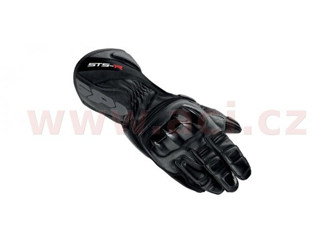 rukavice STS R, SPIDI - Itálie (černé)