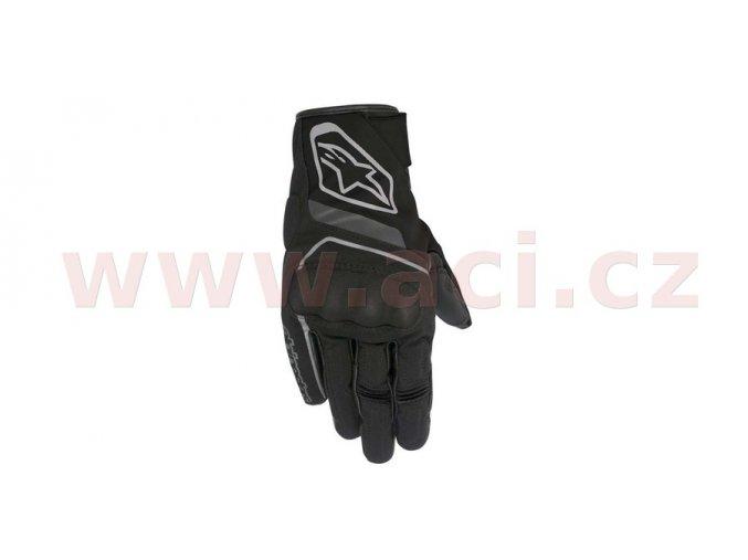 rukavice SYNCRO Drystar, ALPINESTARS - Itálie (černé)